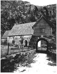 Kinnkyrkja