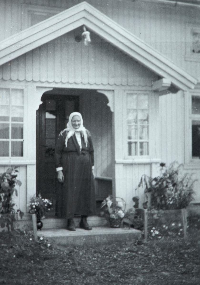Marthe Løvlien, Langengen, gnr. 46 bnr. 4, Vang H.