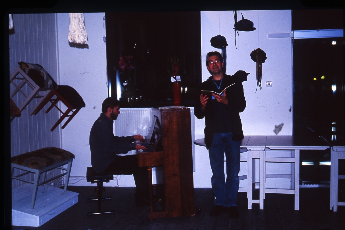 Jurtastaden Nov. Dec 2003; Musik i Jurtastaden