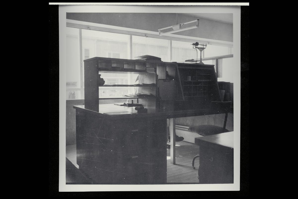 interiør, postkontor, 8200 Fauske, skranke, vekt
