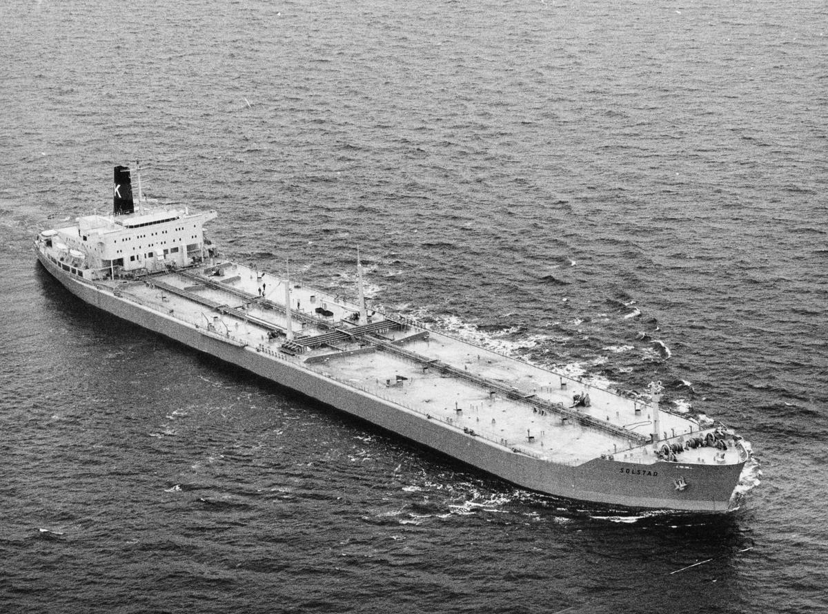 transport, båt, M/T Solstad
