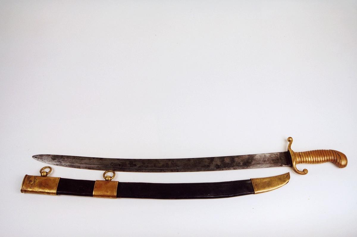 abelen er innkjøpt fra Hedemarkens amt private politimuseum, og er antagelig brukt av postfører fra Minnesund