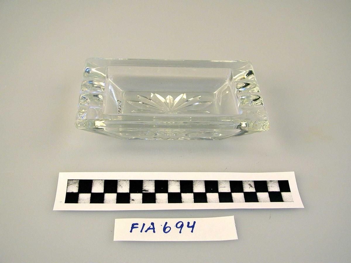 Etterlignet slepet krystall