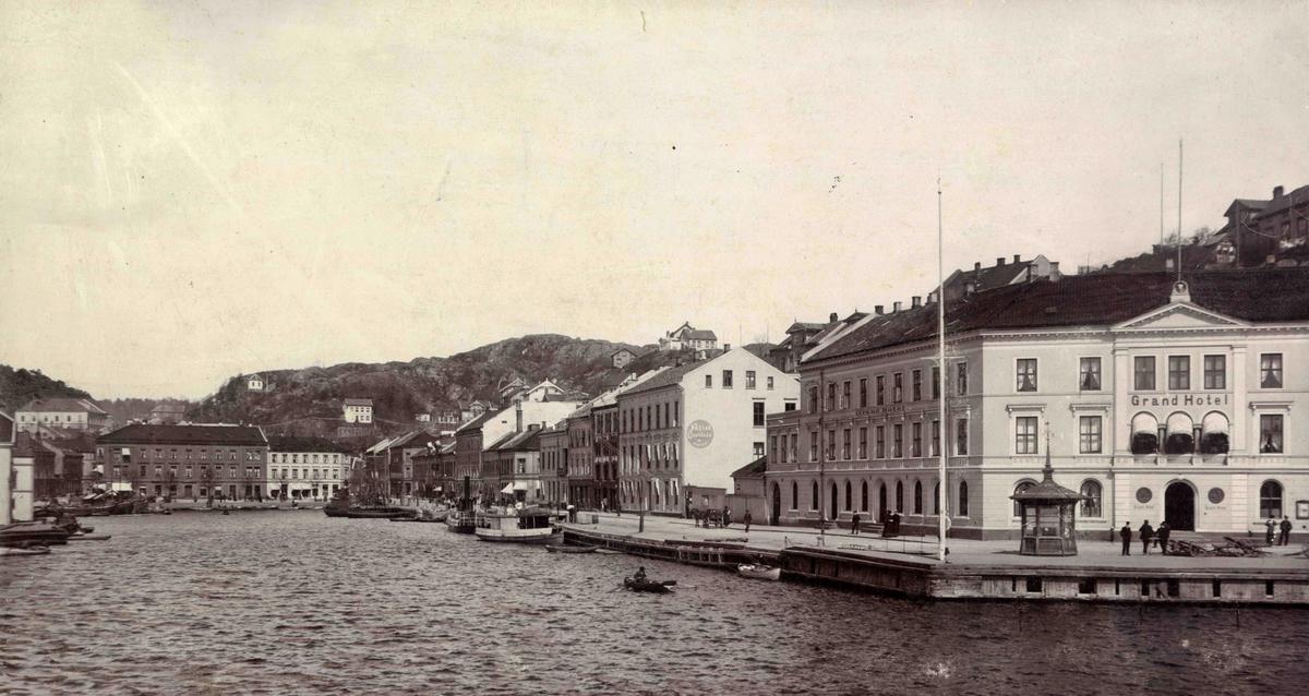 Arendal - Langbryggen