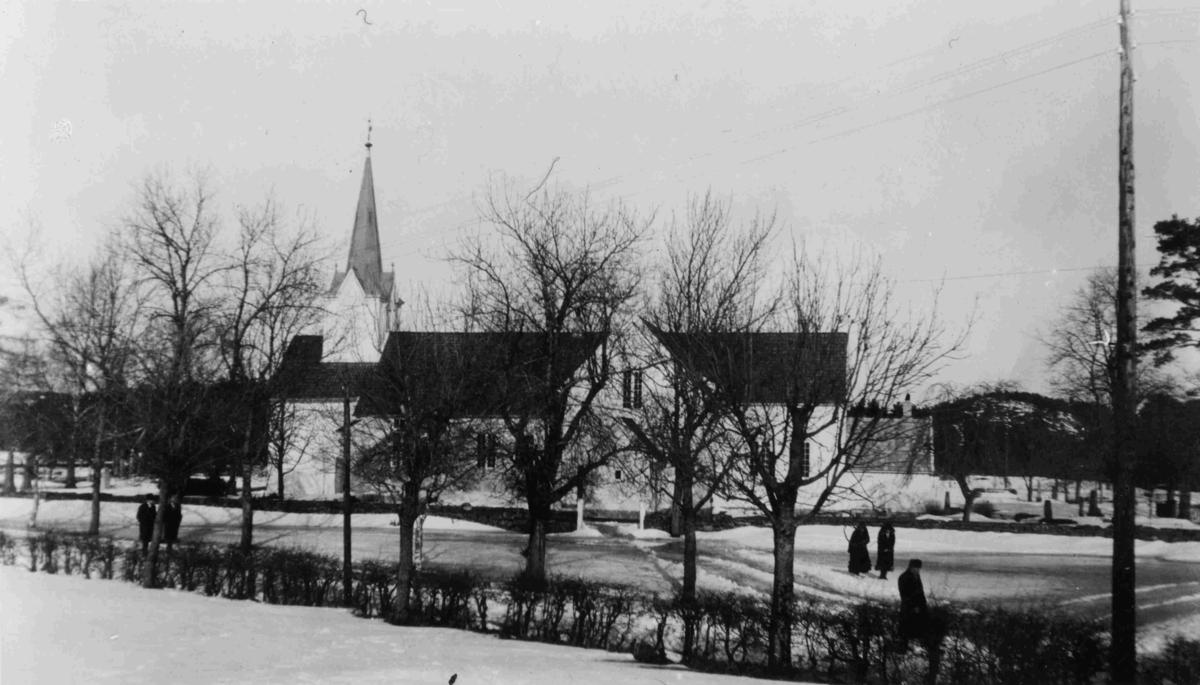 Vestre Moland kirke