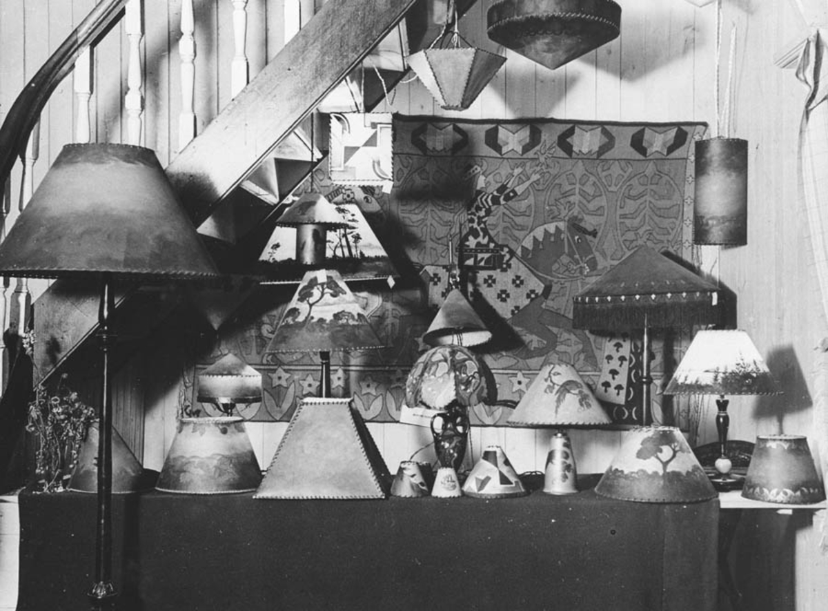 Varemesse på Toten.1932.