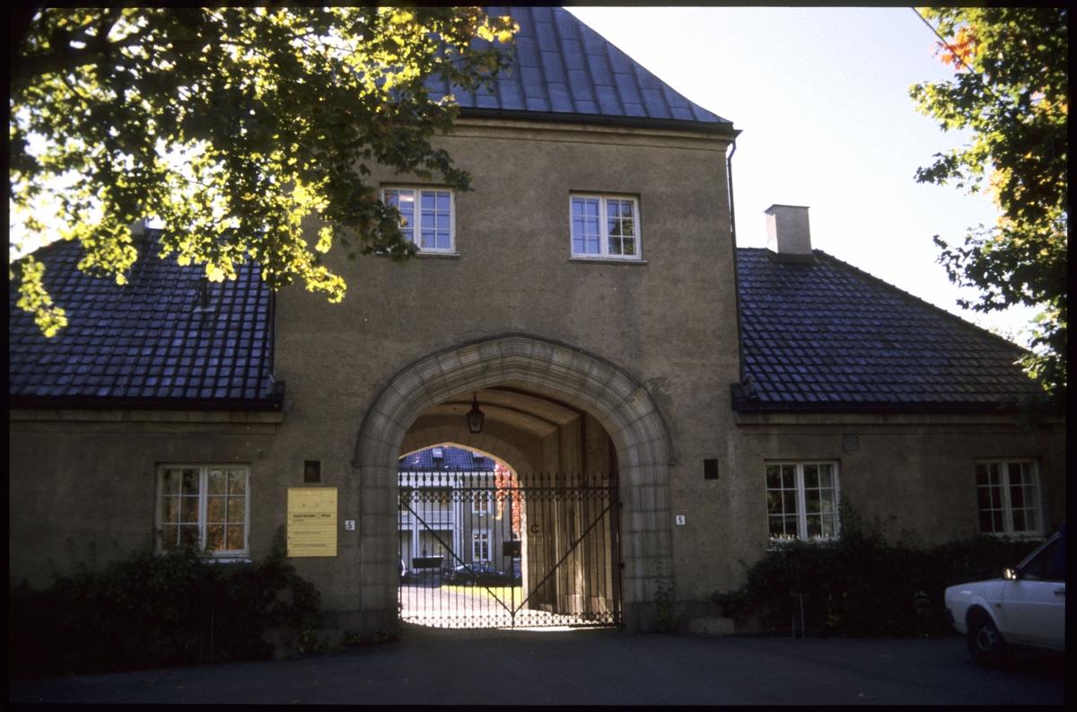 Portalen på Lagåsen