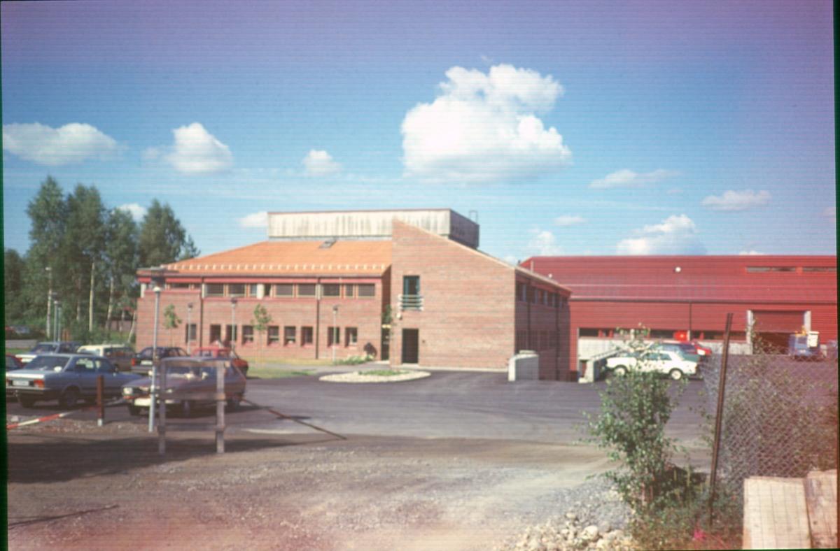 E-verksbygget i Vestbygata 55.
