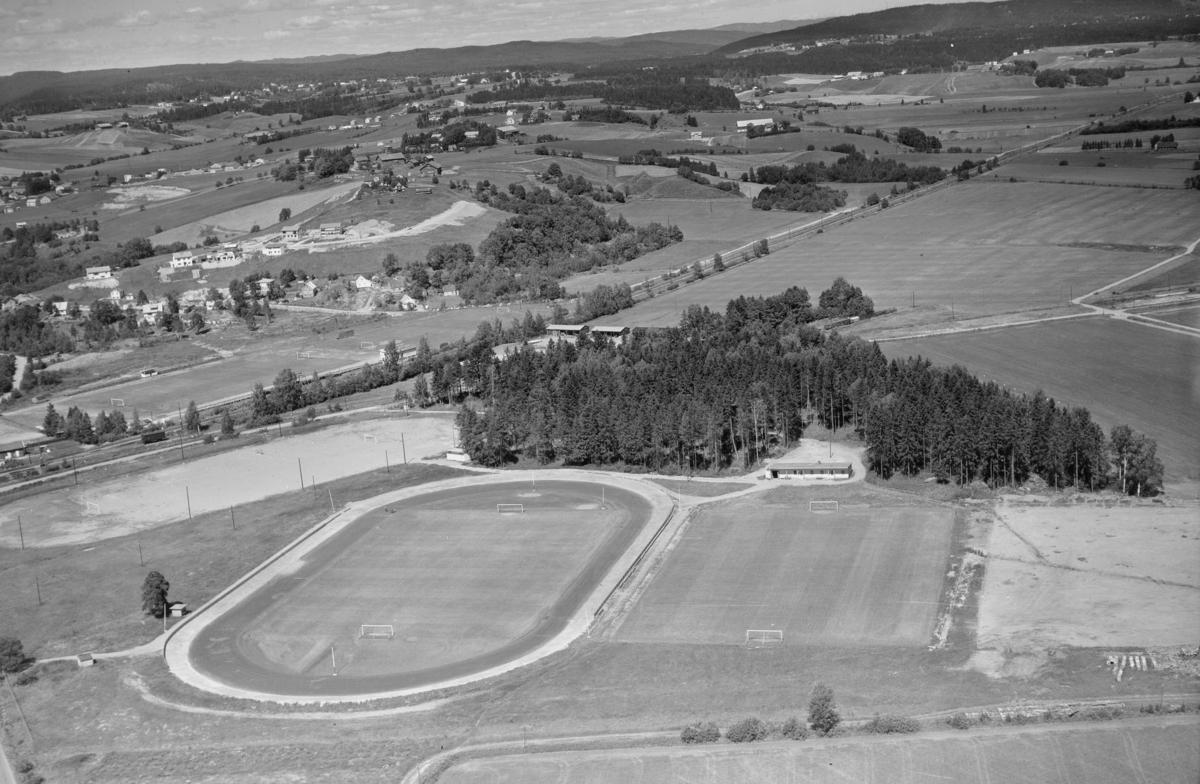 LILLESTRØM STADION TETTSTED