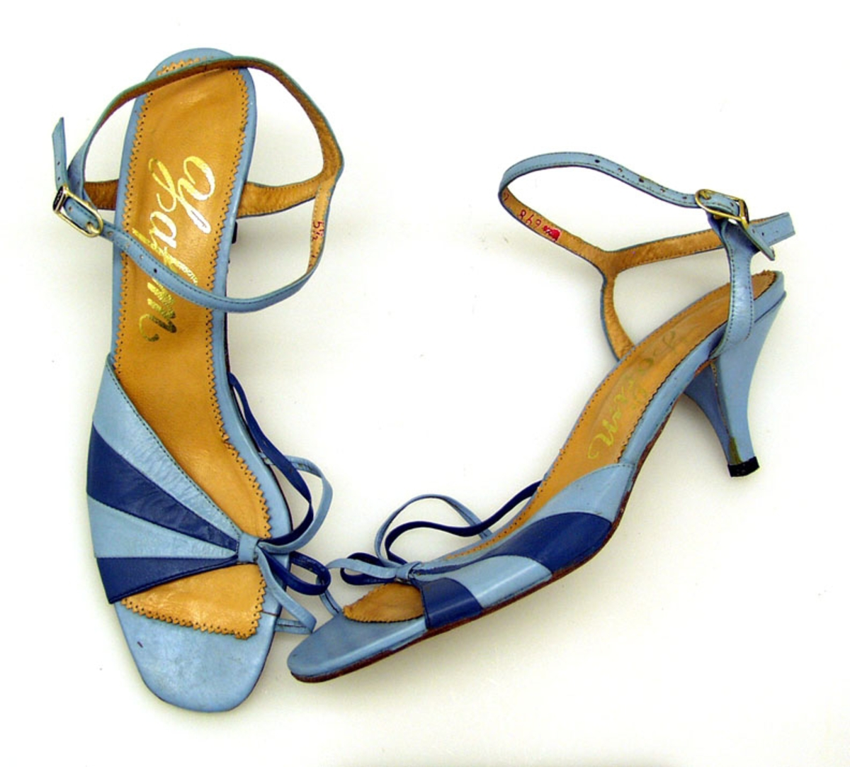 Form: Stilett hæl