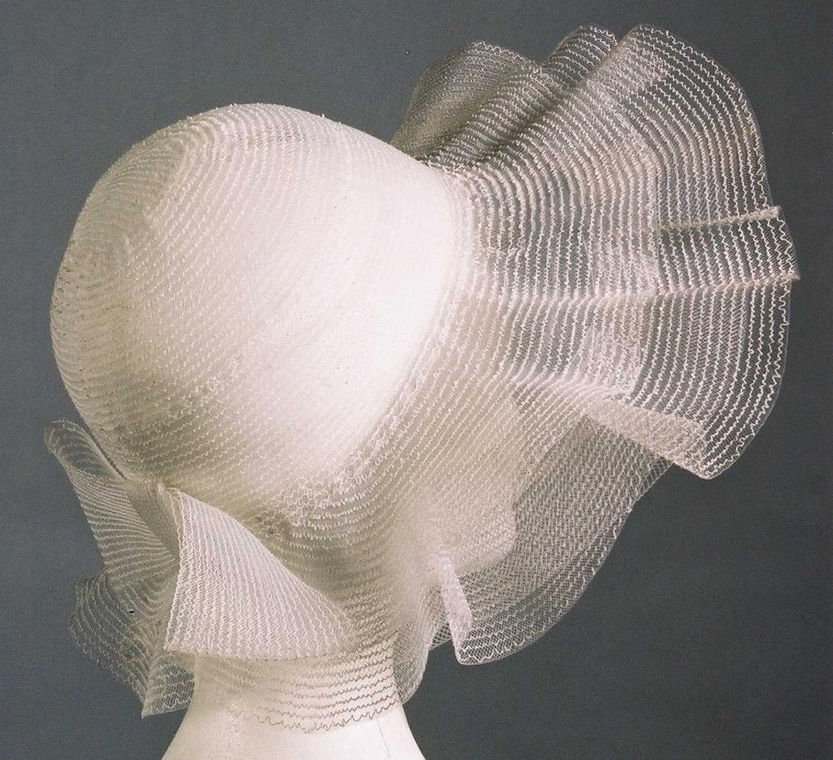billigt för rabatt bra konsistens bra kvalitet Hatt, kvinne - Anno Domkirkeodden / DigitaltMuseum