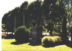 Våler kirke minnesmerke