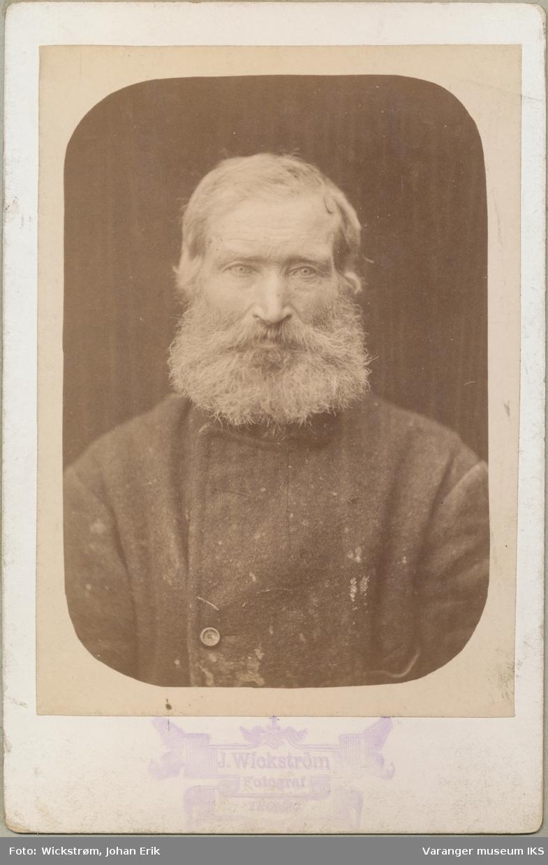 Portrett, Ole Iversen
