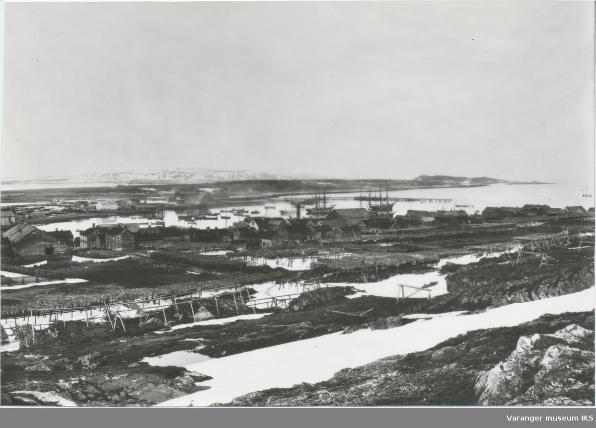Byprospekt, Vardø havn