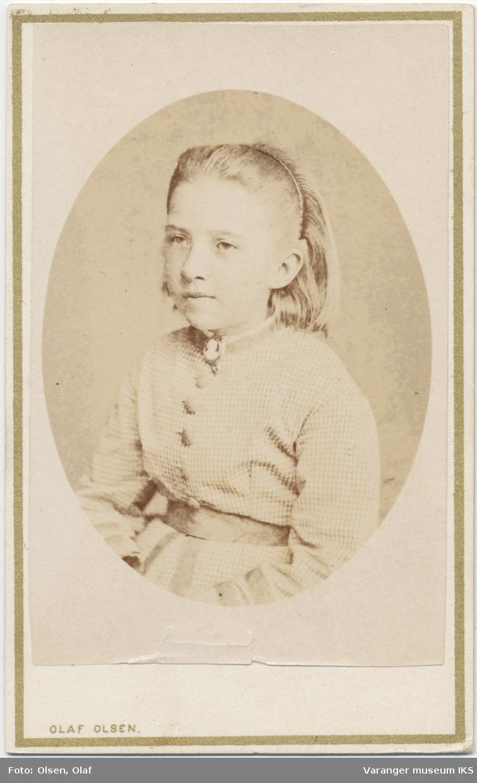 Portrett, Laura Eide