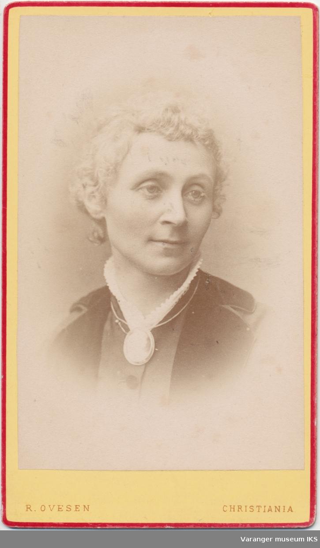 Portrett, Birgithe Jebe