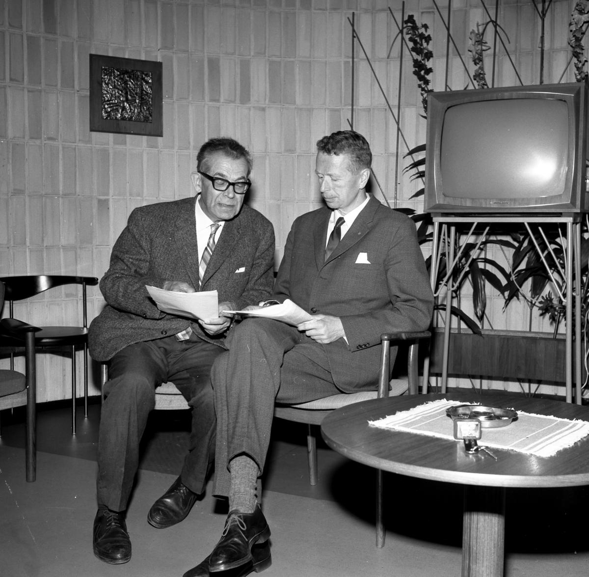 Gerhard Munthe og Anders Andreassen