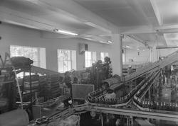 Tapperiet ved E.C. Dahls Bryggeri på Kalvskinnet