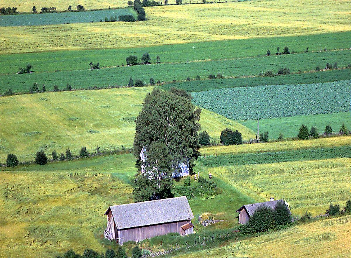 Bedstefartuven (Gnr 39/29) i Heradsbygda (Bygdevegen 151)