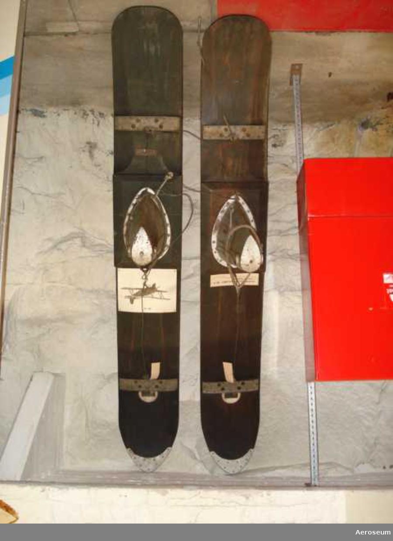 Skidor till SK 12