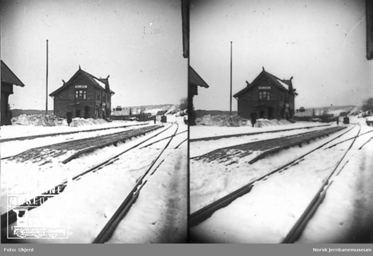 Veldre stasjon