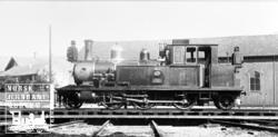Damplokomotiv type Xa nr. 9