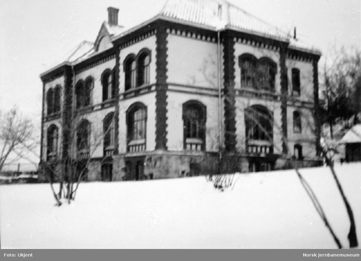 NSBs administrasjonsbygg i Narvik
