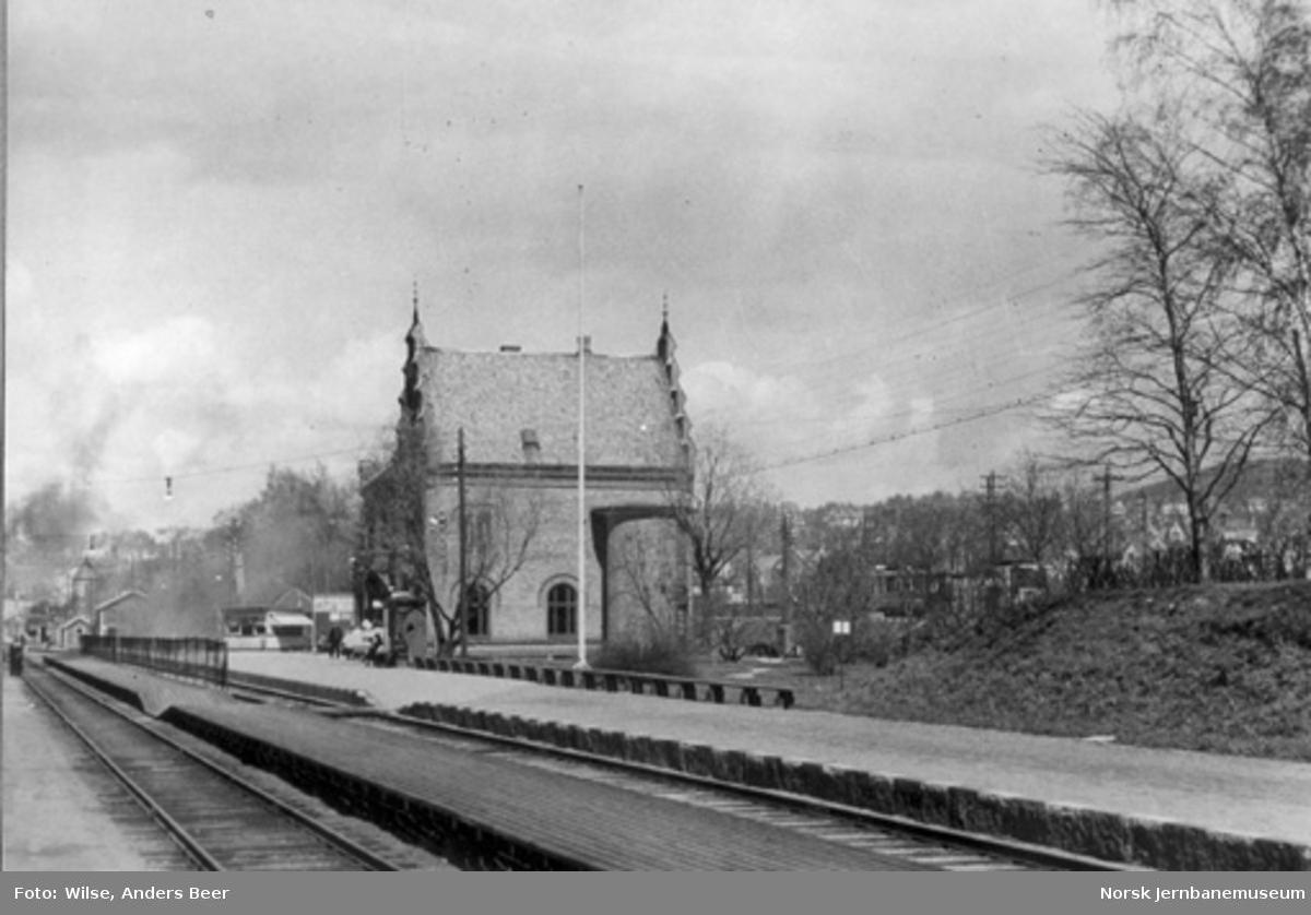 Grefsen stasjon