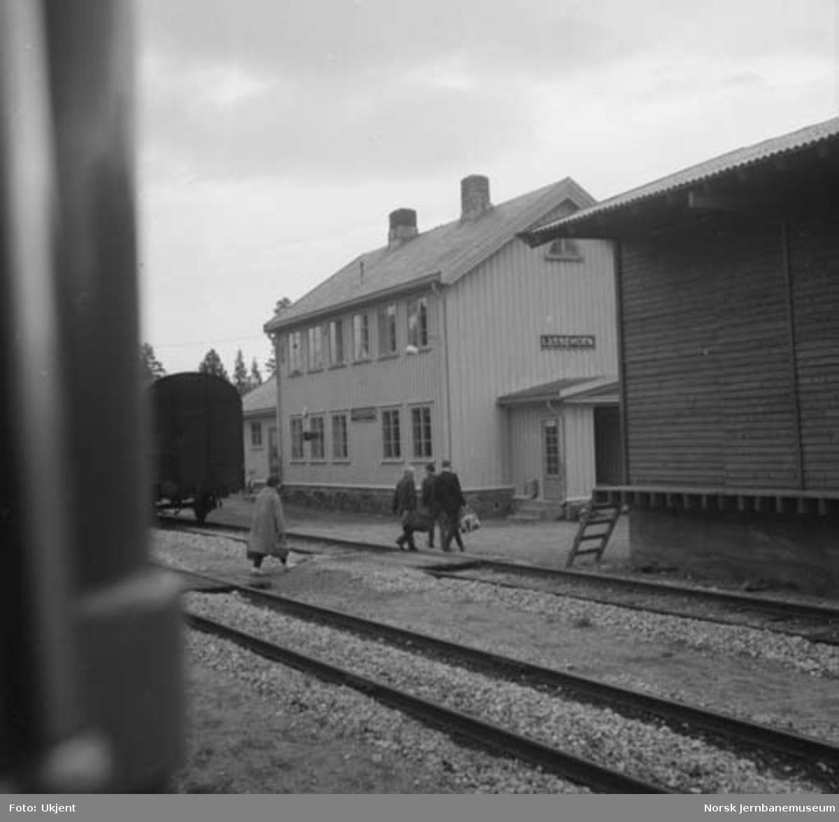 Lassemoen stasjon