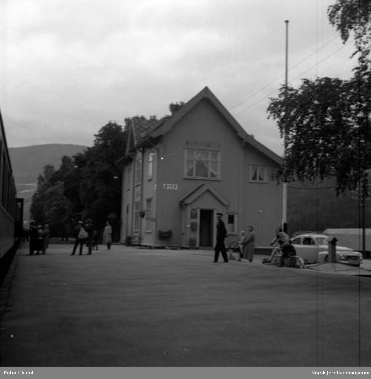Øyer stasjon