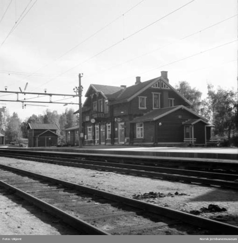 Jaren stasjon