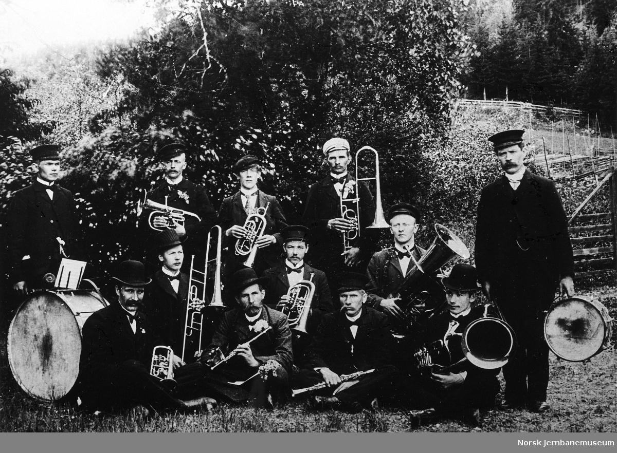 Jernbanens musikkorps i Hamar - 3die Distrikts Musikkor