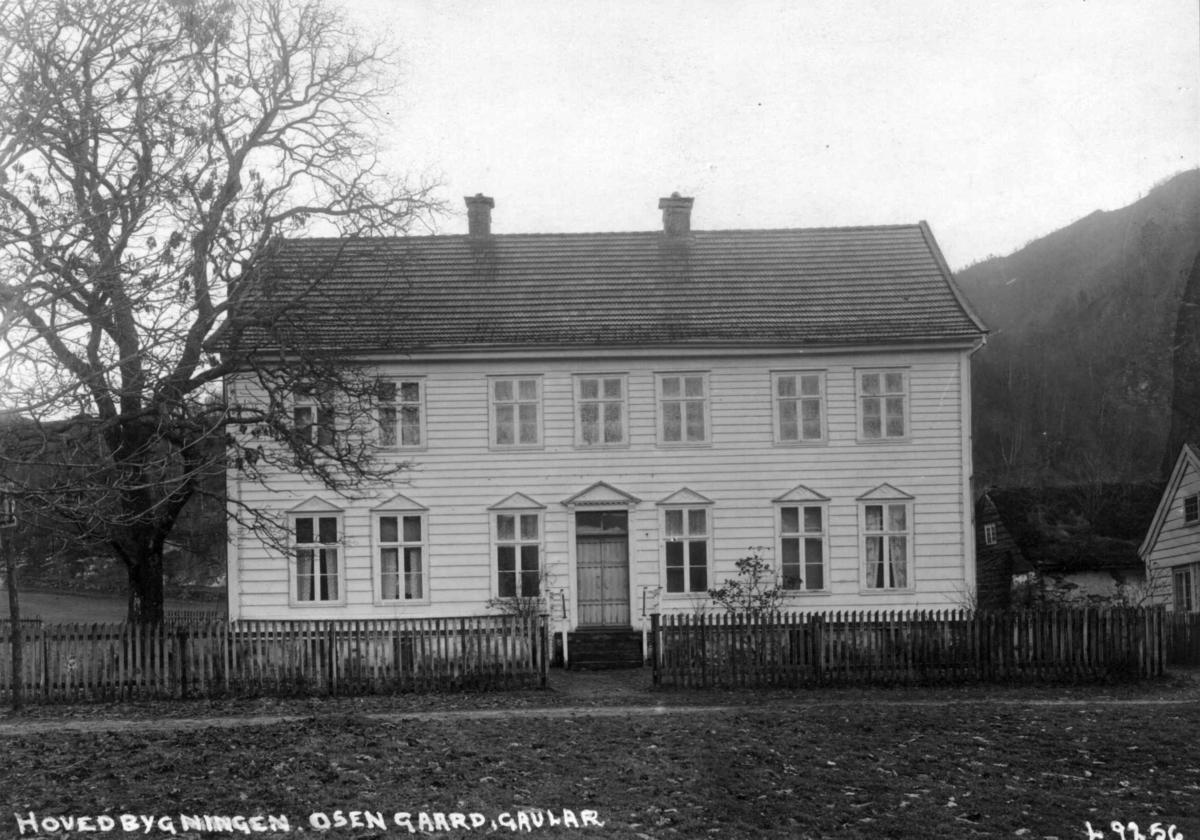 Osen gard, Gaular i Sogn og Fjordane.