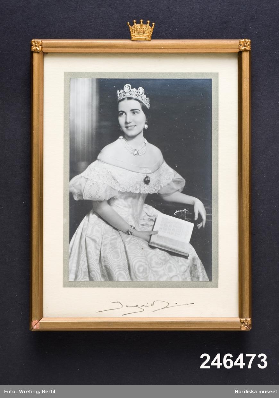 Drottning av Danmark, regent 1947-1972
