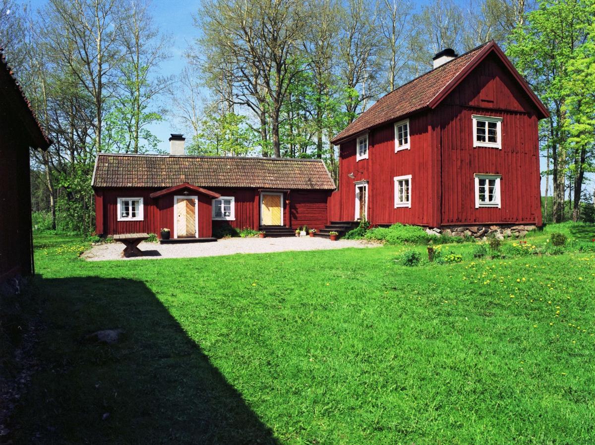 Torp under Örbyhus slott, Fånby, Vendels socken, Uppland 1995