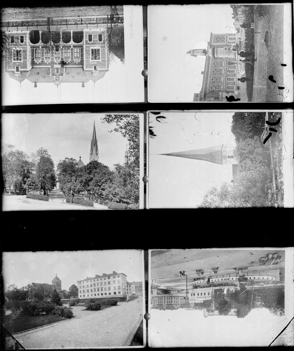 Reprofotografi - Norrlands nation, Uppsala före 1914