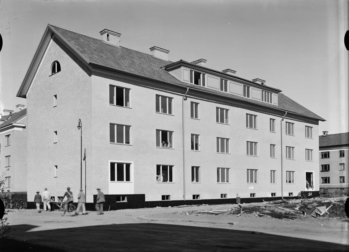 Flerbostadshus, Kvarngärdet, Uppsala före 1933