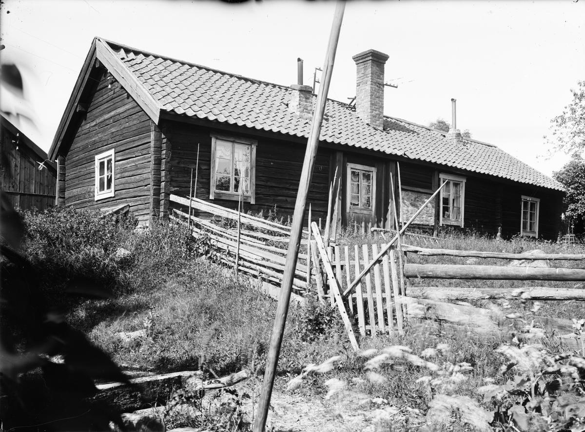Bostadshus - Locksta 1:5, Funbo socken, Uppland, sannolikt 1920-tal