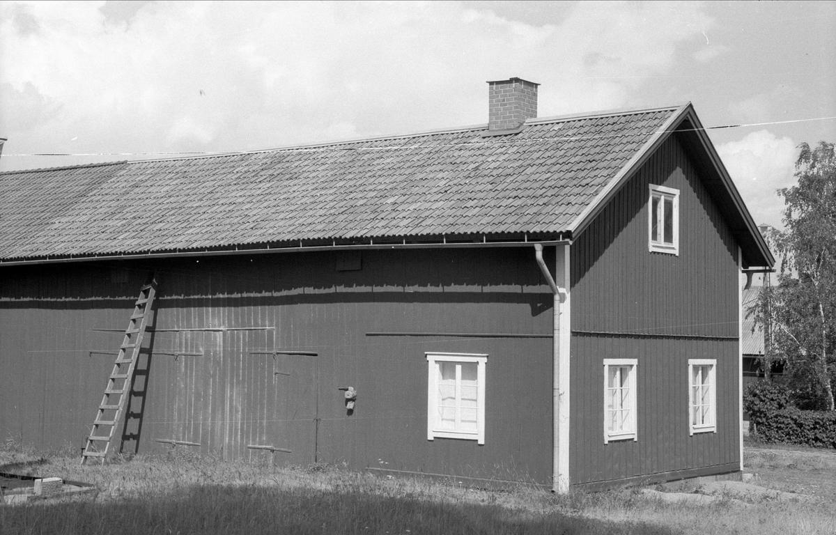 Drängstuga, brygghus, lider och magasin, Svista 7:1, Bälinge socken, Uppland 1976