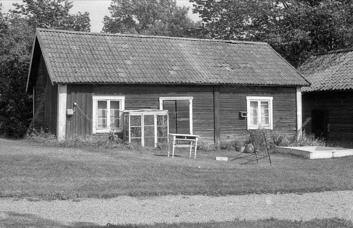 Brygghus, Tiby 8:7, Börje socken, Uppland 1983
