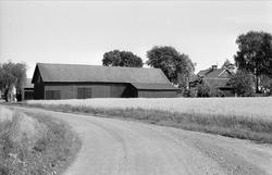Bostadshus och ekonomibyggnader, Ängeby 9:1, Börje socken, Uppland 1983