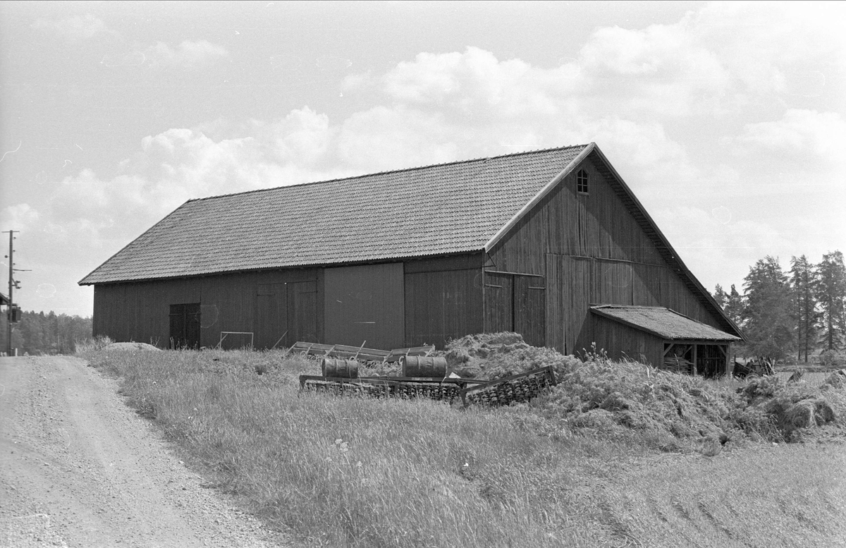 Loge, Villinge 2:2, Villinge, Danmarks socken, Uppland 1977