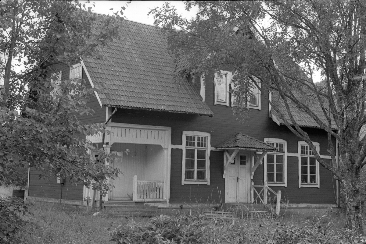 Småskolehus med lärarbostad, Lena-Salsta 2:1, Salsta, Lena socken, Uppland 1978