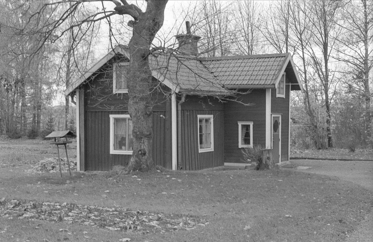 Parstuga, Enstalund, Fullerö 18:4, Enstalund, Gamla Uppsala socken, Uppland 1978
