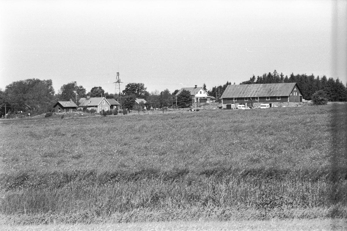 Österby, Läby socken, Uppland 1975