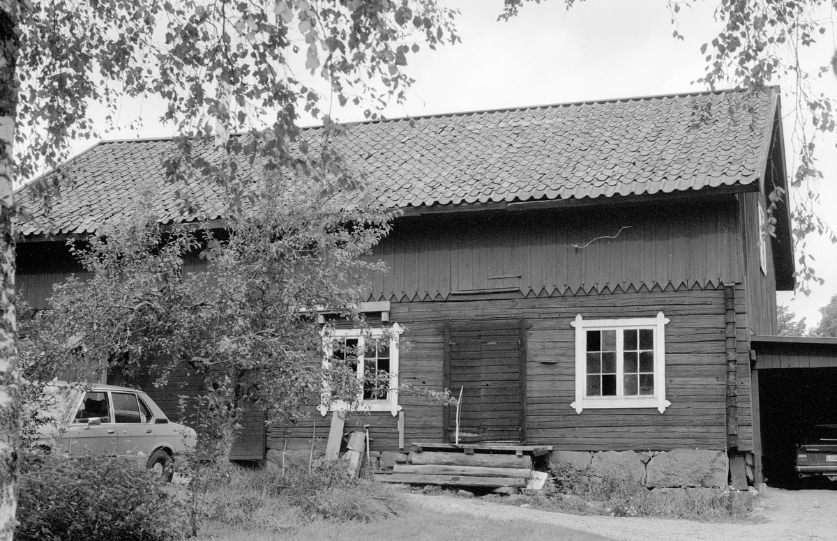 Magasin, Källingby 6:1, Källingby, Knutby socken, Uppland 1987