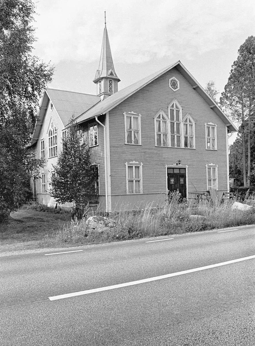 F d Tolfta missionshus, invigd 1905,Tolfta socken, Uppland 2000