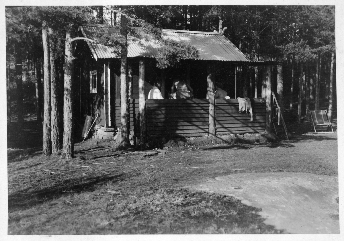 The Ruudhytta cabin, a place for versatile activities.