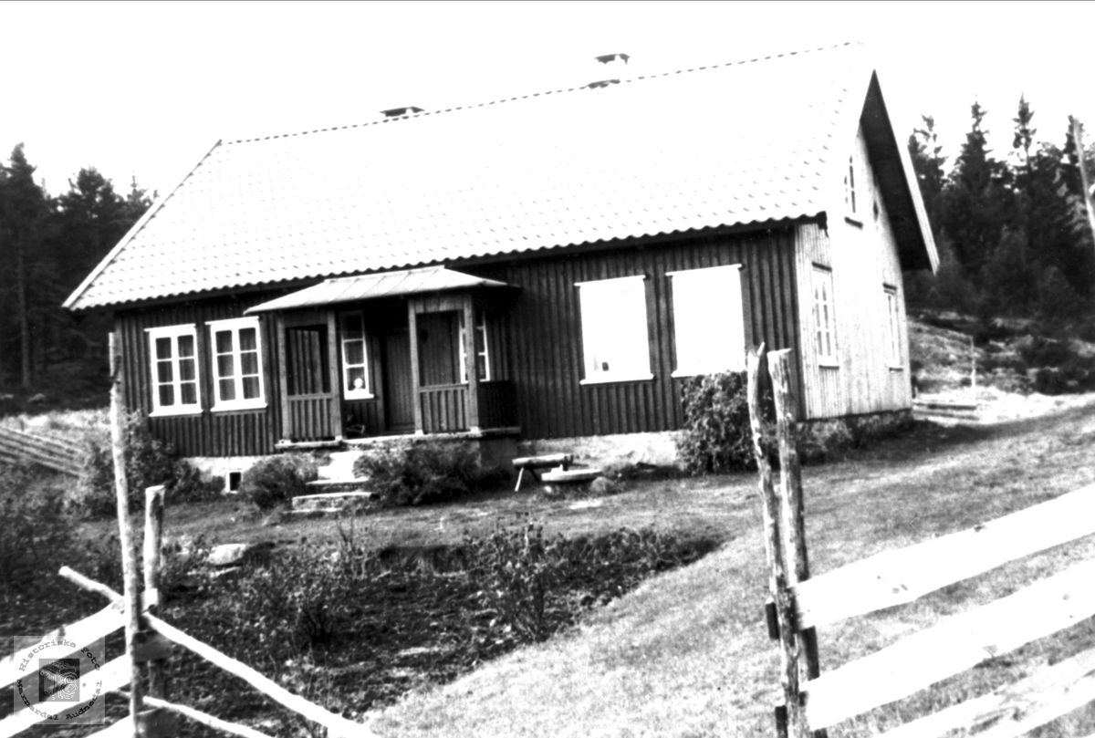 Lislett i Bjelland.