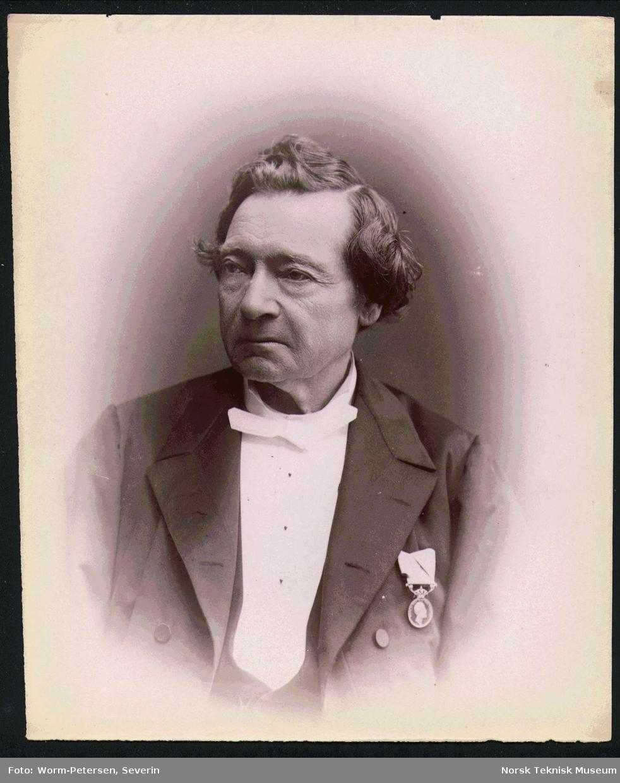 Portrett av Petter Nielsen